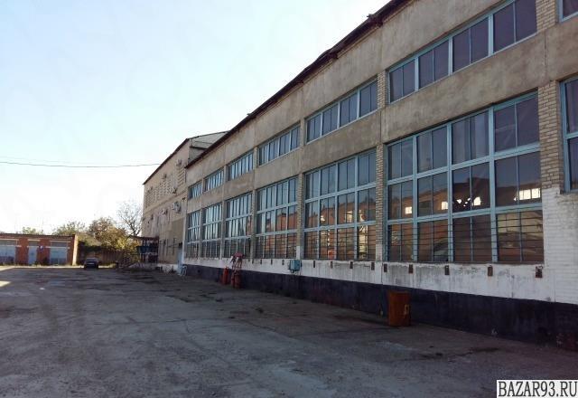 Продается производственный комплекс