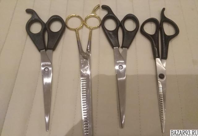 Ножницы парикмахерские за все