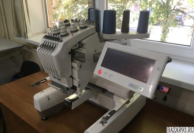 Вышивальная машина Brother PR-600