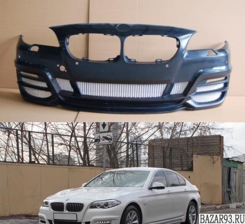 BMW F10 - Передний бампер Wald Exclusive