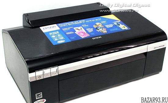 Струйный принтер Epson Stylus Photo R295