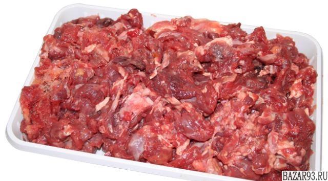 Мясо для собак (говядина)