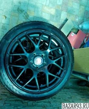 HRE performance wheels диски R17