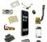 Продажа запчастей/аксессуаров на сотовые телефоны